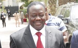 Mbaye Ndiaye, ministre d'Etat : «Ce taux est satisfaisant en démocratie»