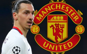 Zlatan Ibrahimovic officiellement à Manchester United