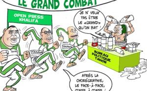 PS : Le Grand Combat du week-end... (Odia)