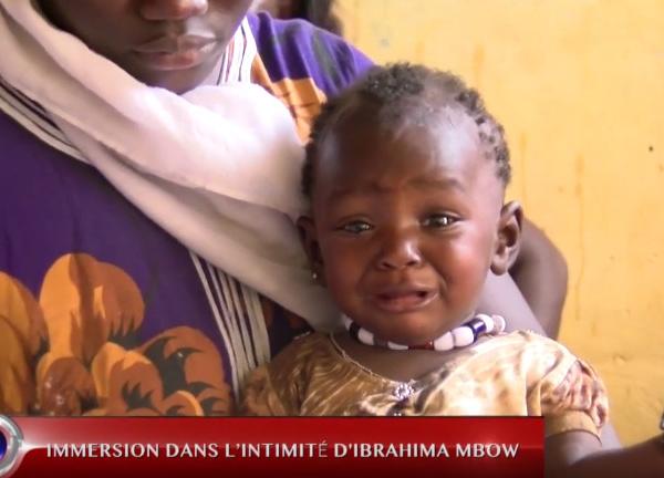 IMMERSION DANS L'INTIMITÉ D'IBRAHIMA M'BOW : Son bébé de 6 mois dans un état insoutenable, la famille et le quartier de Thiaroye anéantis...