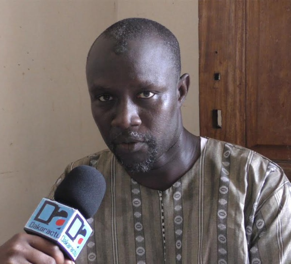 "Mamadou Lamine Thiam (oncle de Ndiaga Diouf) : ""Qui était Ndiaga Diouf (...) Nous réclamons justice! """