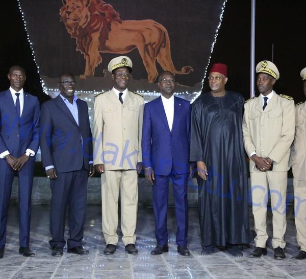 Visite du PM aux nouvelles installations de l'Obélisque : 10 autres places seront érigées dans la Région de Dakar ( IMAGES )
