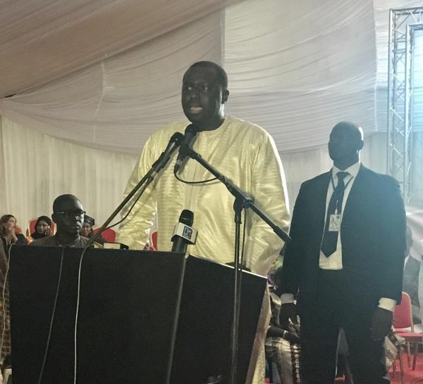 """Abdou Karim Fofana : """" Je n'ai pas ouvert cette permanence pour combattre Pape Maël Diop ni Dr Malick Diop """""""