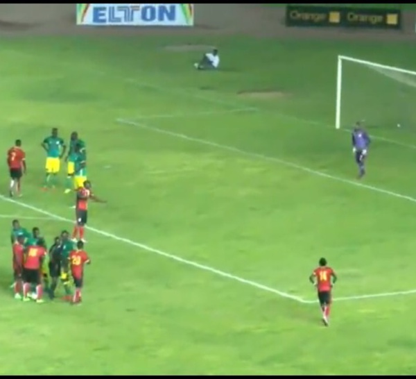 [REPLAY]  Revivez le match Sénégal/Ouganda sur Dakaractu