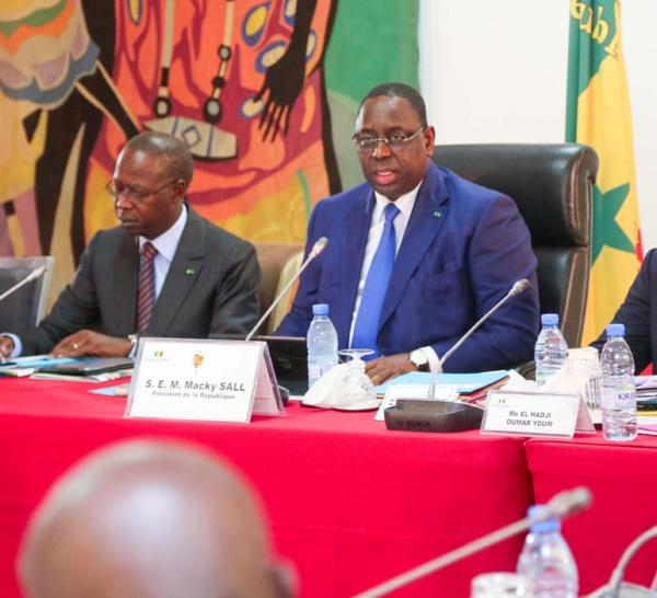 La nomination en Conseil des ministres du mardi 6 Juin 2017