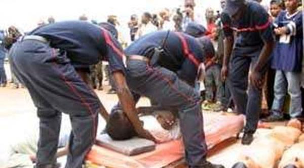 Un mort et plus d'une trentaine de blessés dans un accident de la circulation à hauteur de Ngathie Naoudie