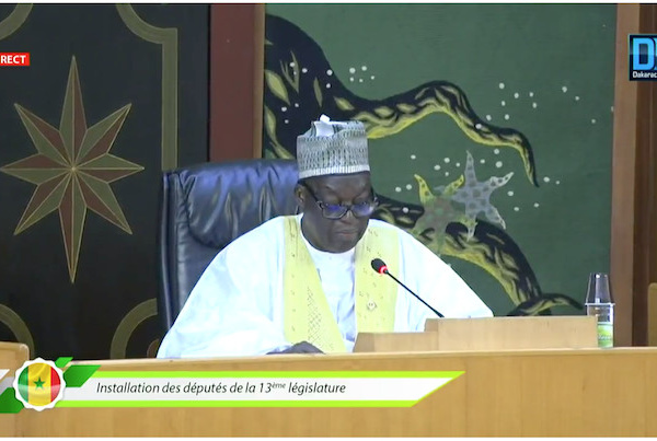 ASSEMBLÉE NATIONALE : Moustapha Niasse reconduit Président