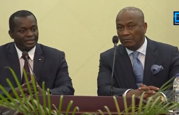 (Reportage) Le surplus de la production agricole bissau-guinéenne trouve acquéreurs au Sénégal : Un protocole d'accord signé