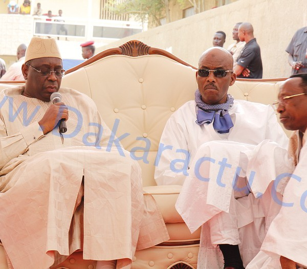 Rappel à Dieu du père de Thierno Ba : Macky Sall présente ses condoléances et rappelle le rôle qu'il a joué pour sa victoire en 2012