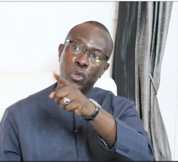 Souleymane Ndéné Ndiaye, nouveau PCA d'Air Sénégal