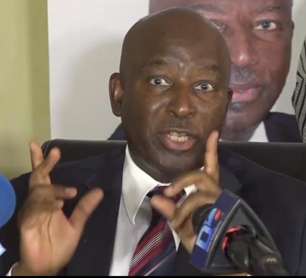 Ibou Yagou Ndiaye de L2M accable Macky : « Le pays est en net recul. On revit l'ère du parti unique. On a une économie de comptoir… »