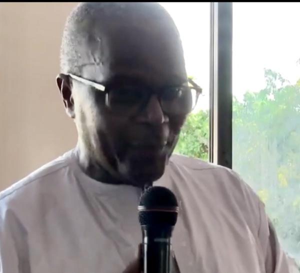 Lapsus de Ousmane Tanor Dieng: « J'avais l'habitude de le dire, quand j'étais au Parti socialiste... »