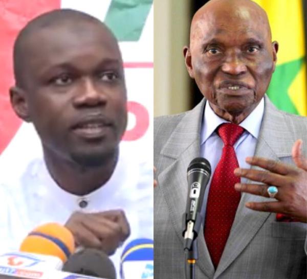 Ousmane Sonko : « Ce que Abdoulaye Wade m'a dit ce matin au téléphone… »