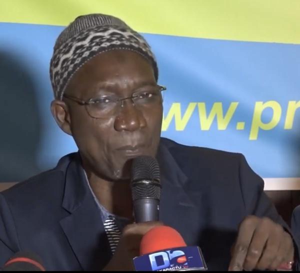 Me Amadou Sall : « Cette plateforme est une interface d'échanges entre Karim et ses sympathisants »