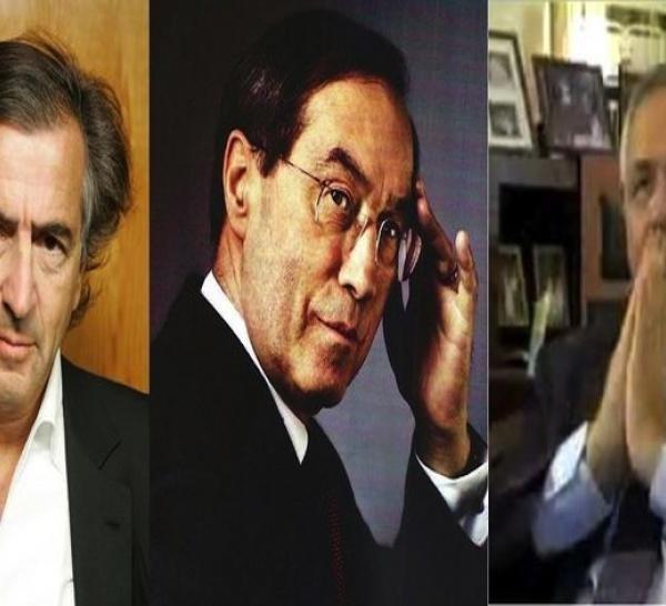 Bernard-Henri Lévy, Robert Bourgi et Claude Guéant soutenaient le ticket de Wade