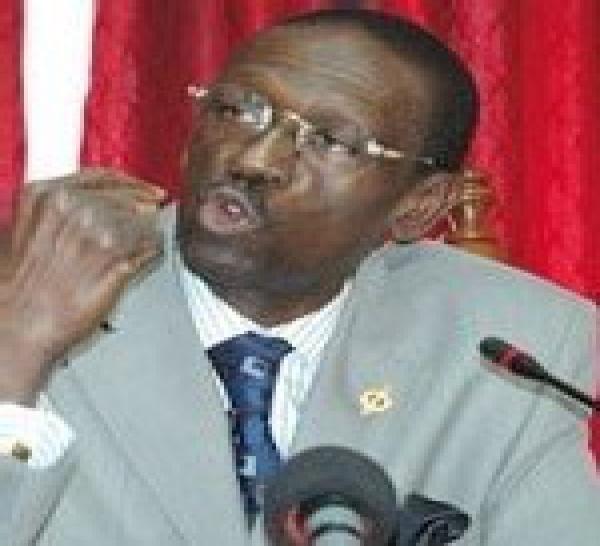 """Doudou Wade """"Notre nom de famille ne doit pas poser de problèmes aux Sénégalais"""""""