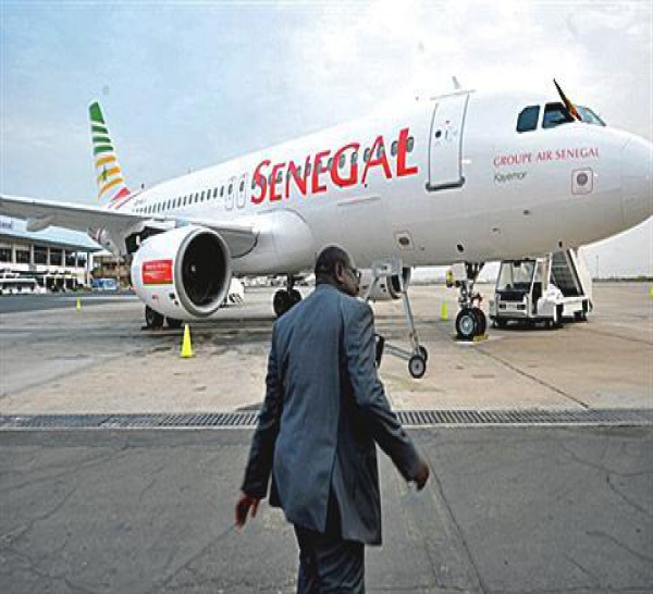 La Mauritanie interdit son espace aérien à Sénégal Airlines .