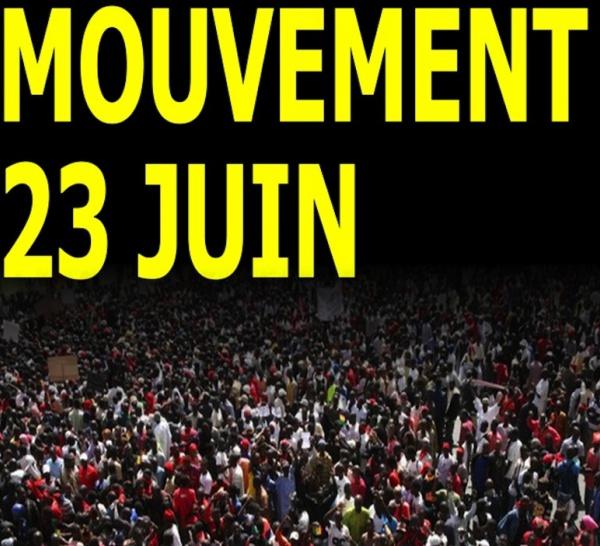 Qui sont les durs et les modérés du Mouvement des forces vives du 23 juin ?