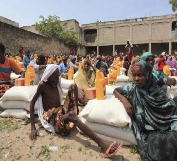 La FAO au chevet de la sécheresse en Afrique