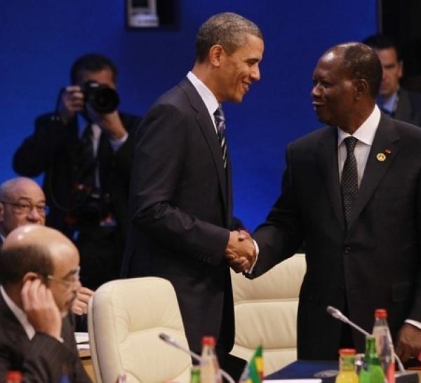 Après avoir refusé de recevoir Gbagbo pendant 10 ans/Pourquoi Obama ouvre les portails de la Maison Banche à Ouattara : Les sujets qui vont dominer les échanges entre les 2 hommes