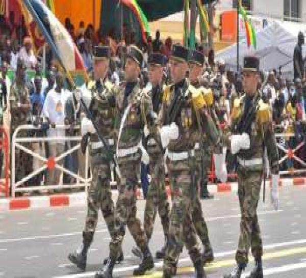 Sénégal : la force française de Dakar revoit ses effectifs à la baisse