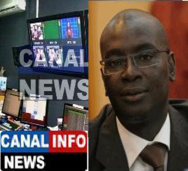 Vieux Aïdara condamné à payer 27 millions de francs CFA à 11 anciens journalistes de Canal Info.
