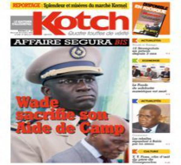 Temps dur pour la presse : Kotch cesse de paraître, après Le Matin.