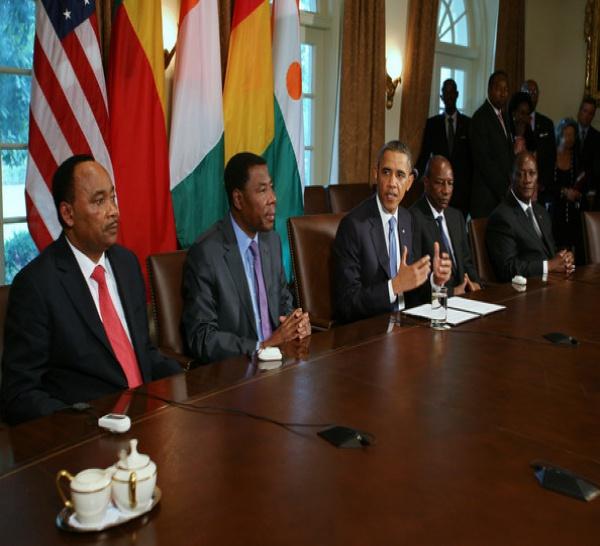 Guinée : Quand Alpha Condé rencontre Barack Obama…