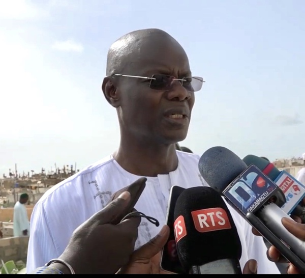 Saint-Louis / Mor Ngom témoigne : «Amath Dansokho c'est quelqu'un de spécial, un humain achevé…»