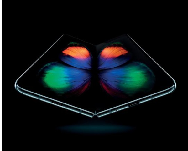 L'extraordinaire Galaxy Fold de Samsung arrive bientôt