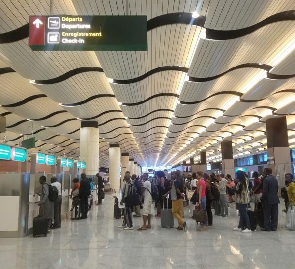 L'AIBD peine à atteindre les 3 millions de passagers par an : Les contrecoups du départ de South African Airways et de la faillite de Camair Co et d'Aigle Azur...