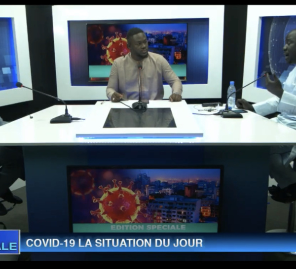 [🔴LIVE - EDITION SPECIALE] Covid-19 : Situation du Jeudi 02 Avril 2020.