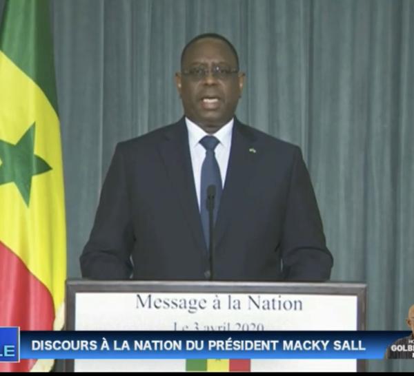 [🔴REPLAY] Revivez le Discours à la Nation du Président Macky Sall.