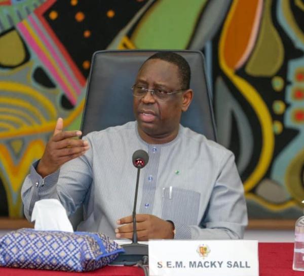 Enrôlement des 65.000 jeunes / Le président Macky Sall à son gouvernement : «Je vous demande d'engager dès la semaine prochaine, les processus de recrutement... C'est un programme qui doit intégrer la simplicité et la proximité...»