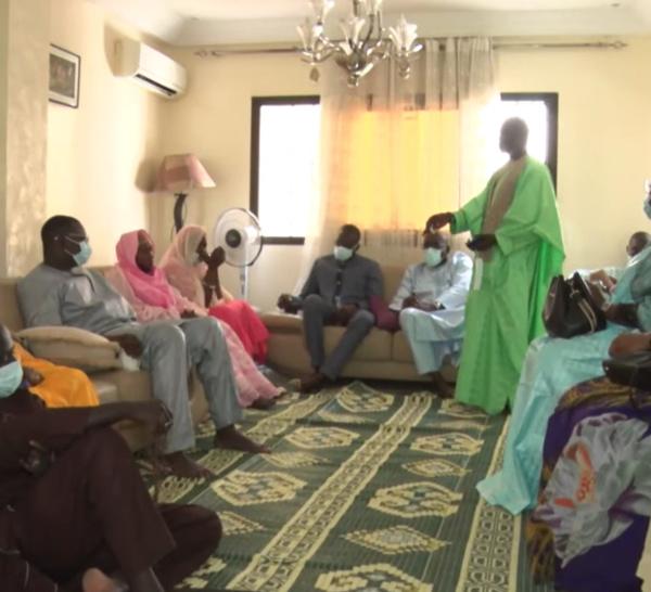 Condoléances chez la famille de Awa Diop : Les libéraux racontent un symbole et une référence pour les femmes politiques