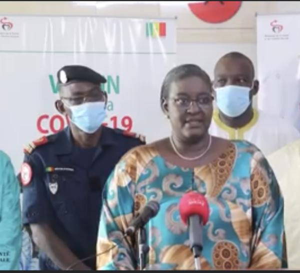 Covid-19 : La présence du variant Delta enregistrée dans 70% des tests positifs au Sénégal.
