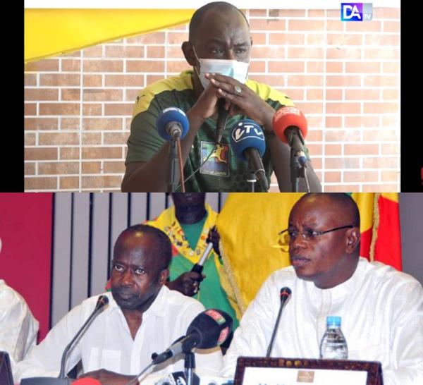 Élections FSF / Vers une saisine de la FIFA et de la CAF pour dénoncer l'ingérence du ministère des sports et du CNOSS....