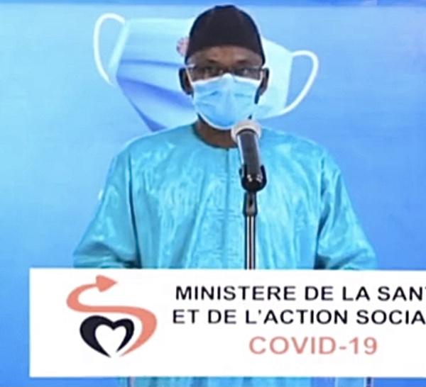 SÉNÉGAL : 712 nouveaux cas testés positifs au coronavirus, 443 nouveaux guéris, 14 nouveaux décès et 76 cas graves en réanimation.