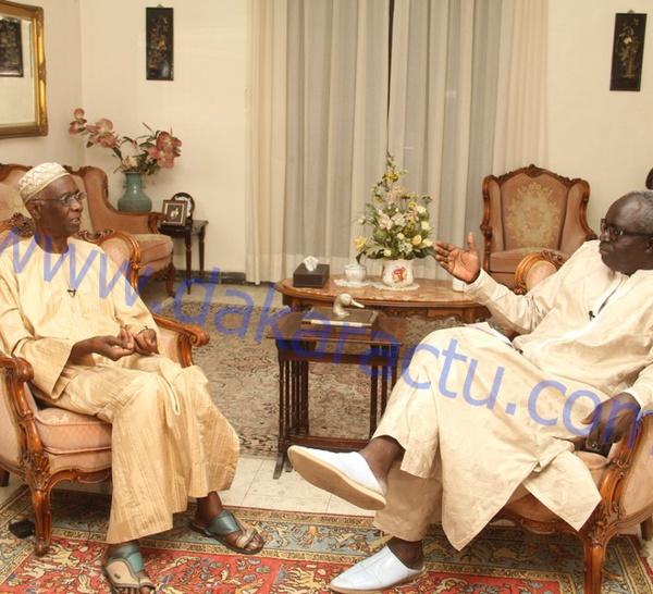 Les Grand Entretiens Avec Babacar Justin Ndiaye : Ce que Ousmane Camara n'a jamais dit...