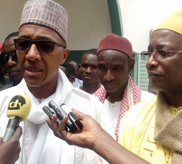 Livre blasphème sur le prophète : Abdoul Mbaye répond en larmes et sèchement à ceux qui parlent d'intolérance
