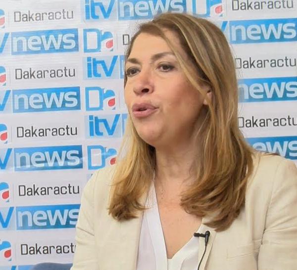 Marie-Christine Saragosse, PDG de France Médias Monde sur le lancement des sites «RFI AFRIQUE» et «RFI SAVOIRS» : Une nouvelle offre complète de RFI pour mieux s'inscrire dans la dynamique de la jeunesse africaine