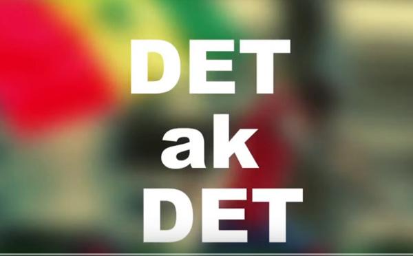 """Référendum: Le nouveau single de Xuman """"Dét ak Dét"""" (audio)"""