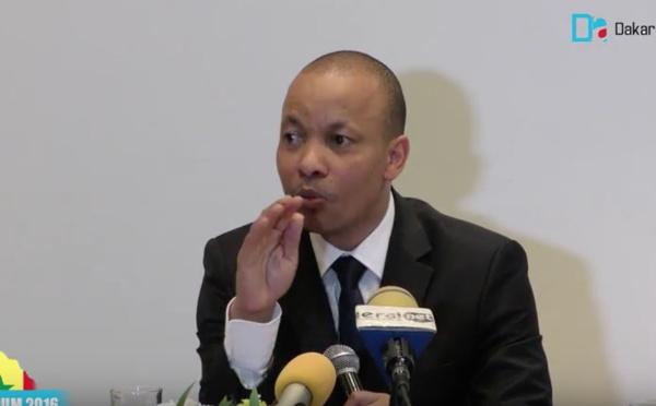 Vidéo - Confèrence de Presse de Souleymane Jules Diop