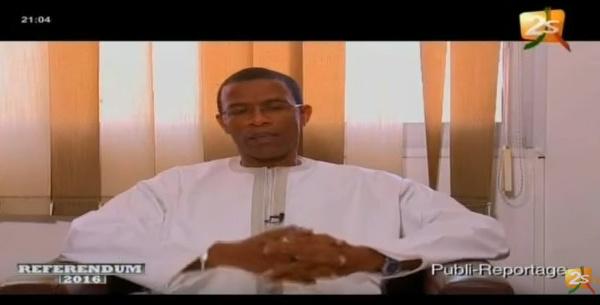 Référendum 2016 : Entretien Alioune N'doye face à Pape Alé Niang