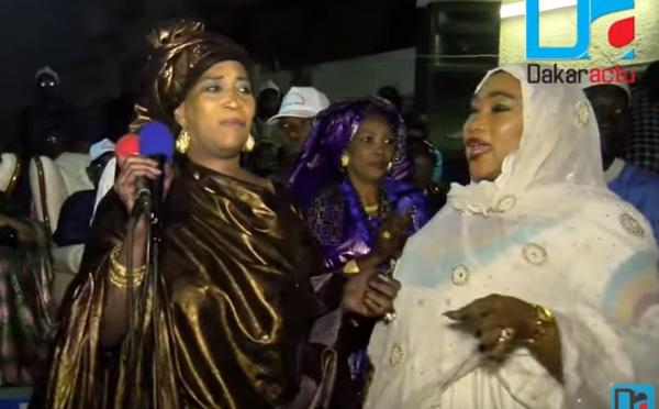 Référendum : Quand Kiné Lam et N'dèye Fatou N'diaye chantent le OUI
