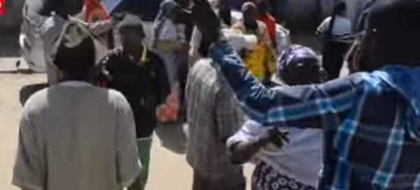 Référendum 20 Mars : Forte ambiance au centre Rawane N'GOM (Saint-Louis)
