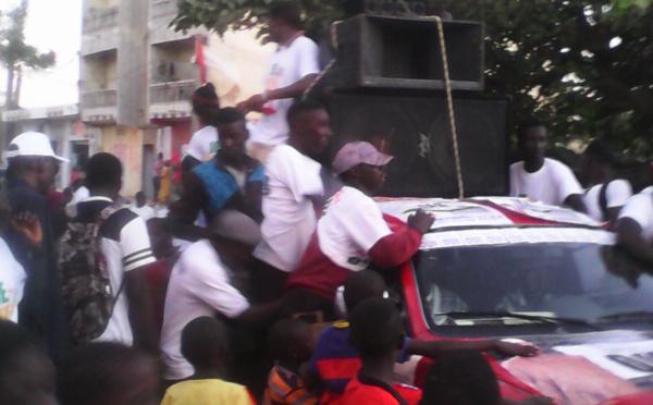 PATTE D'OIE : Le camp du OUI pilonne le maire Banda Diop