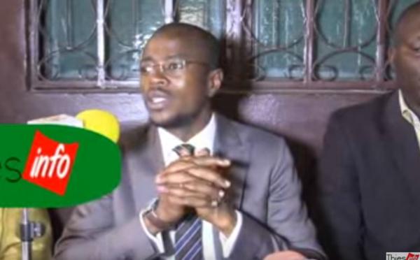 Vidéo- Abdou M'bow confirme la défaite d'Idrissa Seck dans le département de Thiès