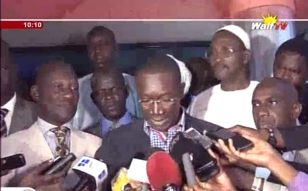 """El Hadj Amadou SALL : """" Le Ministre de l'Intérieur proclame illégalement les résultats..."""""""