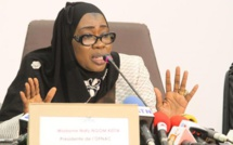 INSPECTION GÉNÉRALE D'ETAT : Nafi Ngom Keïta reprend service